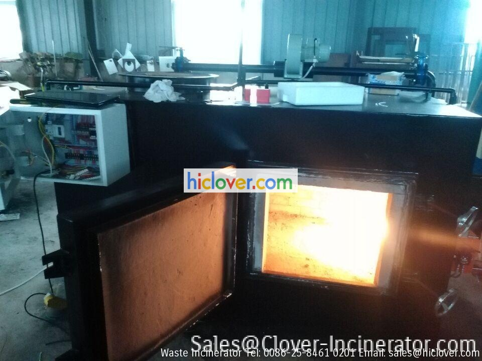 china incinerator supplier