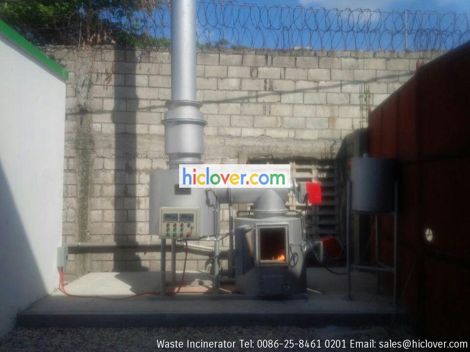 small incinerators