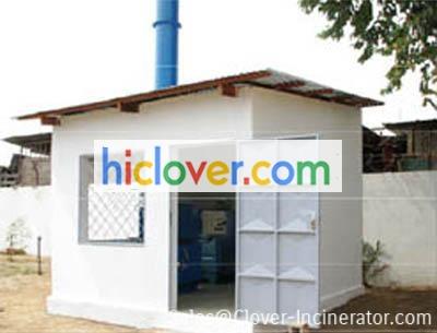 low-cost medical waste incinerator